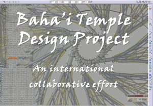Temple Design Project