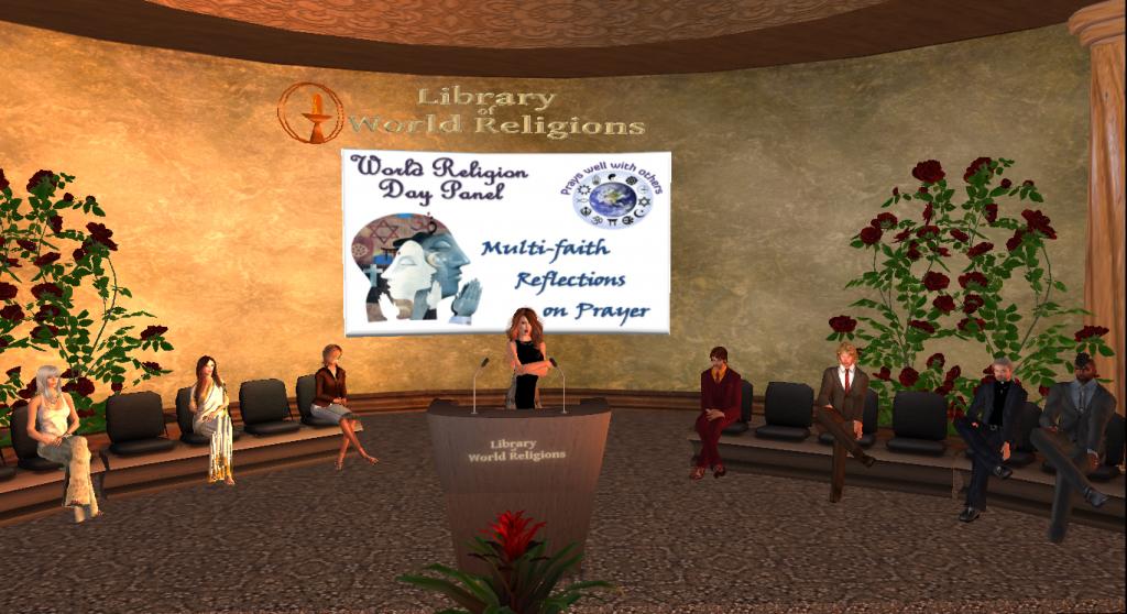 WRD 2015 - Baha'i panelist